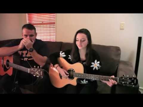 The Wedding Song - Angus and Julia Stone (cover by Courtney and Jim O'Reilly)