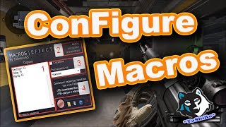 Warface : How To ConFigure Macros effects
