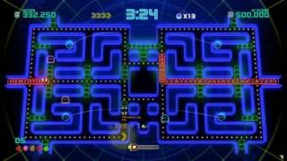 Pac-Man Championship Edition 2 - Score Attack (All levels, Single Train)