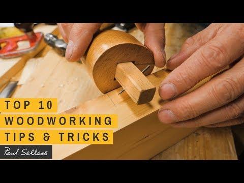 Top 10 Woodworking Tips & Tricks   Paul Sellers