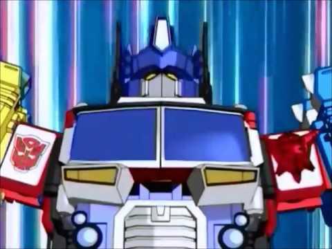 Transformers Energon Optimus Prime - YouTube