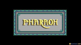 Day of The Pharaoh - Nil The Living God gameplay (PC Game, 1989)