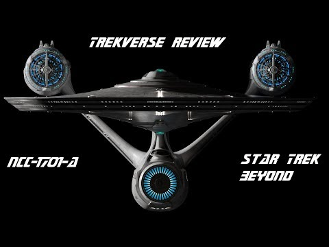 U.S.S. Enterprise NCC-1701-A Trekverse Review