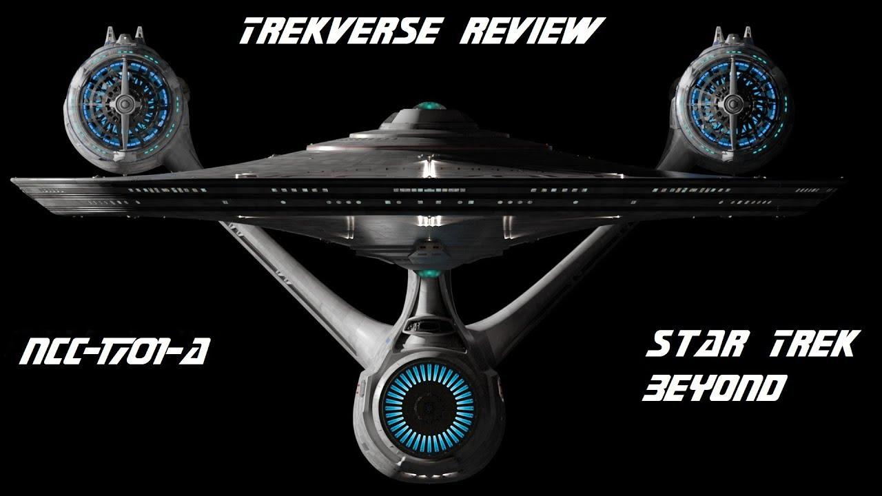 U S S Enterprise Ncc 1701 A Trekverse Review Youtube