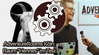 "AdventureRooms Köln: Raum ""Hennes"" im Test"