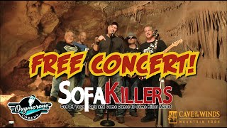 Kick Off The Summer with Oxymorons Comedy & the SofaKillers!