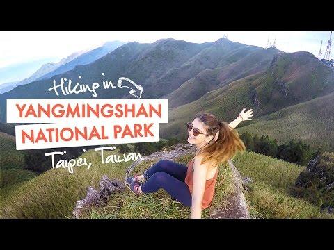 波蘭美女最愛的陽明山: Yangmingshan National Park Epic Hike, Taiwan (Mt Xiaoguanyin)