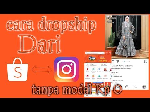 cara-dropship-di-shopee-||-cara-dropship-di-shopee-ke-instagram