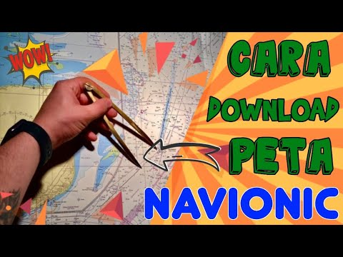 Cara Download Peta Di Apps Navionic|GANDAkan Apps Ini Kalian Bisa Download Peta