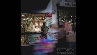"DEFARI - ""RARE POISE"" Produced by EVIDENCE (official full album listen)  Explicit"