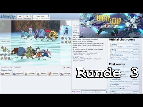 Unity Cup - USUM OU Turnier - Runde 3 - vs. Sir Snub!
