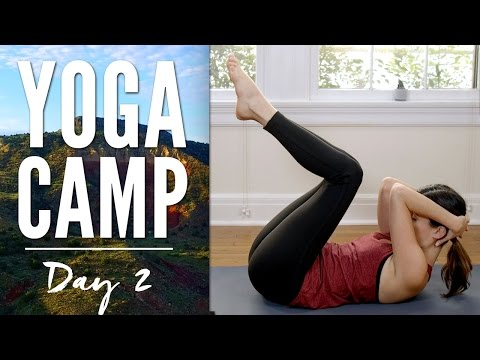 Yoga Camp Day 2 - I Create