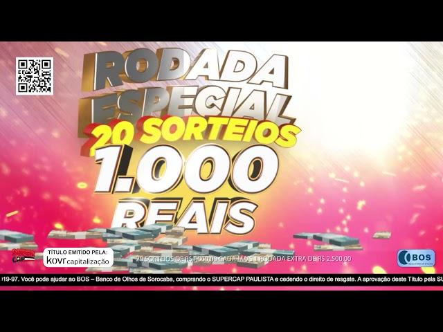 Supercap Paulista   Título de Capitalização BOS - 18-07-2021