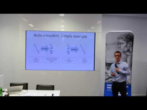 #7PyData - Wojciech Walczak - Semantic similarity measuring using recursive auto-encoders..