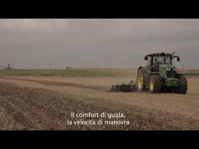 RTK John Deere - La testimonianza di Alberto