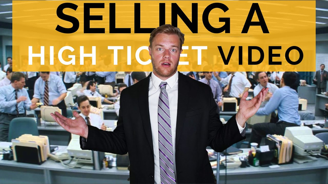 6 Steps to Sell a High Ticket Video Production