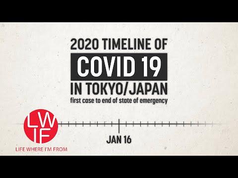 Tokyo's Coronavirus Timeline (COVID-19 in Japan | Jan 16 – May 25, 2020)