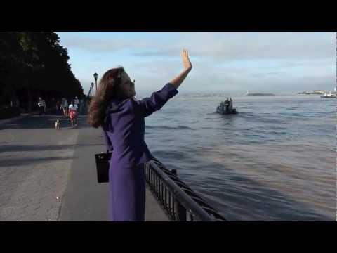 10th Anniversary Of September 11th Stroll With BETTINA WERNER