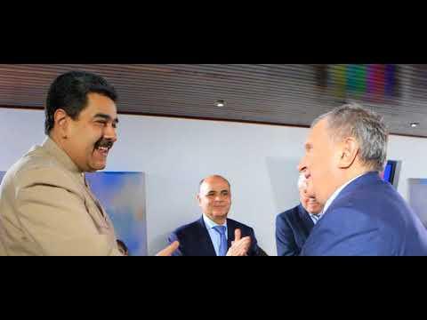 Russias Rosneft Wins Gas Licences In Venezuela
