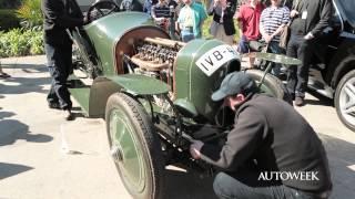1910 Benz 21/80 Prinz Heinrich Car - Amelia Island engine start-up video