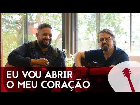 Fernandinho e Asaph Borba (Eu vou abrir o meu coração - louvor espontâneo) | JESUS EM MIM