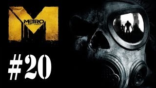 Contagion - Metro: Last Light - Part 20 Complete Gameplay Walkthrough