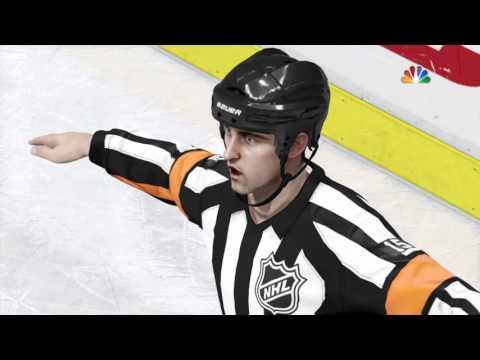 "NHL 16 Online Versus Play Ep. 6 ""Struggling to score."" Ottawa Senators VS Calgary Flames (1st part)"