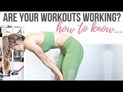 HOW TO KNOW YOU'VE HAD A GOOD WORKOUT || SWEAT, MUSCLE SORENESS & MORE