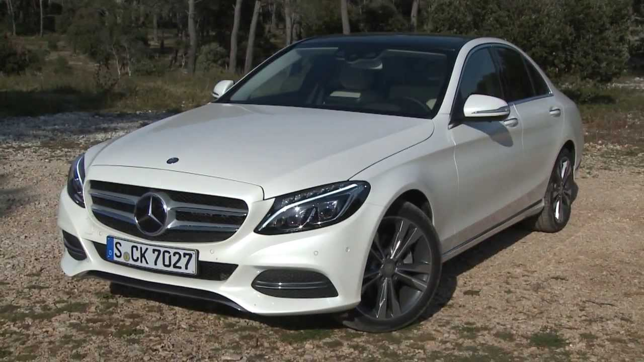 Essai mercedes classe c 220 cdi 170 ch fascination 2014 - Mercedes 220 cdi coupe sport fiche technique ...