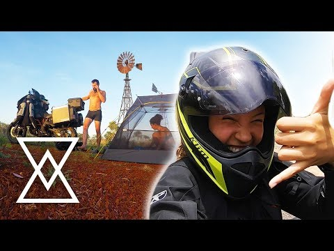 Motorcycle Adventure Across Australia! (2UP on a KTM 1190R) - Dear Future Kids...