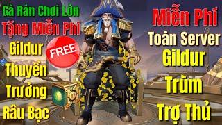 Gà Rán Chơi Lớn Tặng Free Trang Phục Mới Gildur Thuyền Trưởng Râu Bạc Toàn Server - Gildur Mùa 18