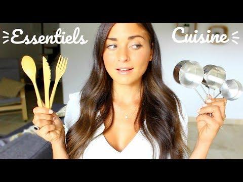 MES ESSENTIELS DE CUISINE VEGAN | Alimentation & Ustensiles