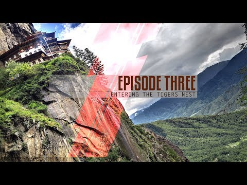 Bhutan - The Road Trip To Happiness - Episode 3 - Entering The Tigers Nest Monastery