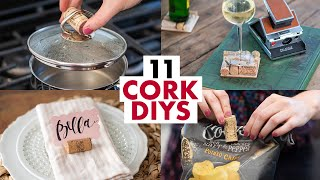 11 Wine Cork Crafts to Try