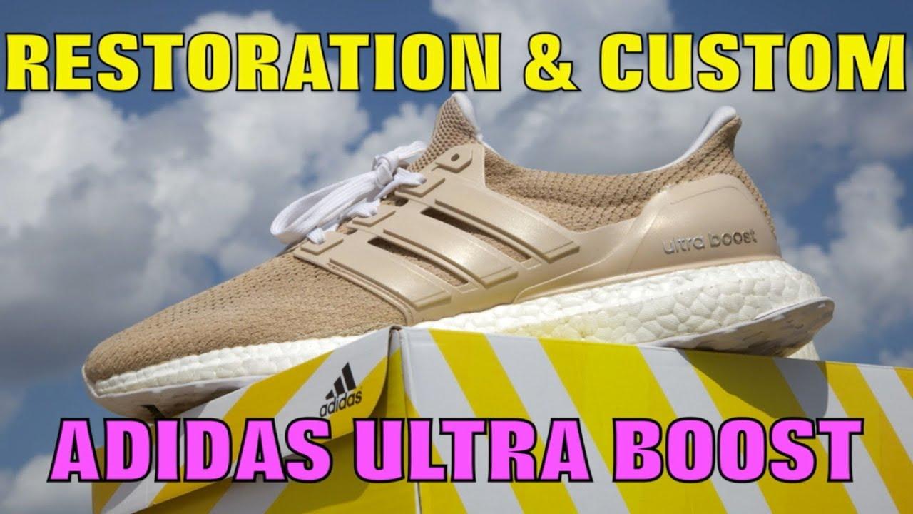 Ultra Boost Custom