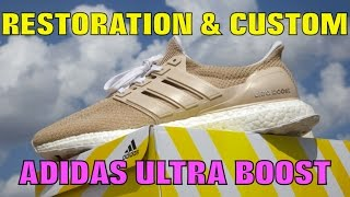 adidas ultra boost restoration custom