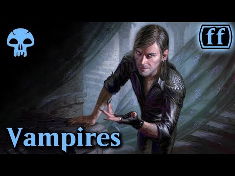 Friendly Friday - Modern - Vampires
