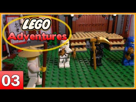 LEGO Adventures: Episode 3 Ninjago Prologue