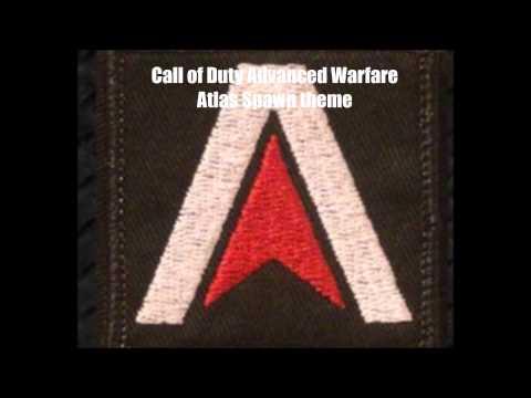 CoD Advanced Warfare Atlas Spawn Theme MP
