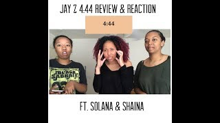 JAY Z 4:44 ALBUM REVIEW & REACTION