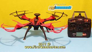 FEILUN FX176C2 GPS RTH test | FirstQuadcopter.com