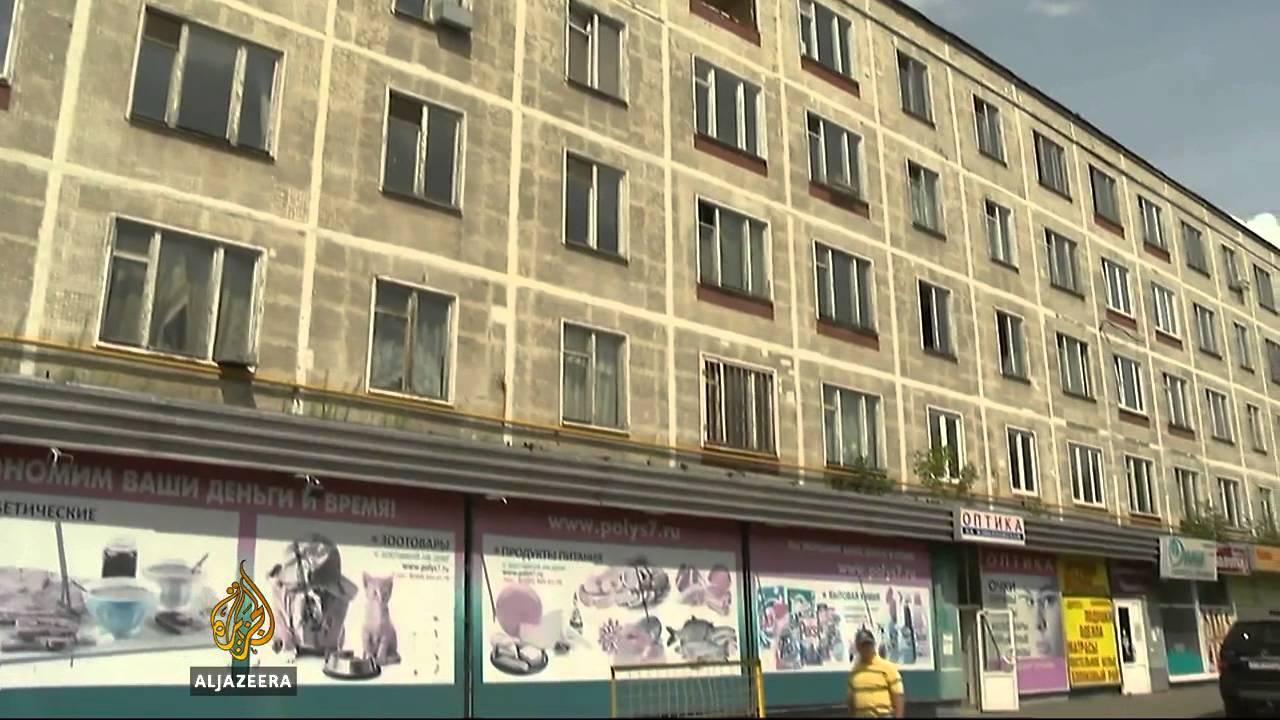 Russia S Soviet Era Housing Being Demolished