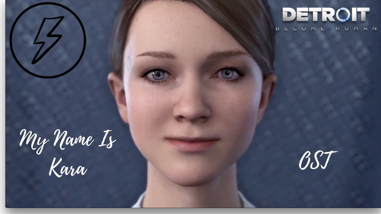 My Name Is Kara Detroit: Become Human (Original Score) | Kenned[ie] Productions