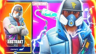 New ABSTRACT Skins Update! New Fortnite Battle Royale ABSTRAKT Skins Bundle! (New Fortnite Skins)
