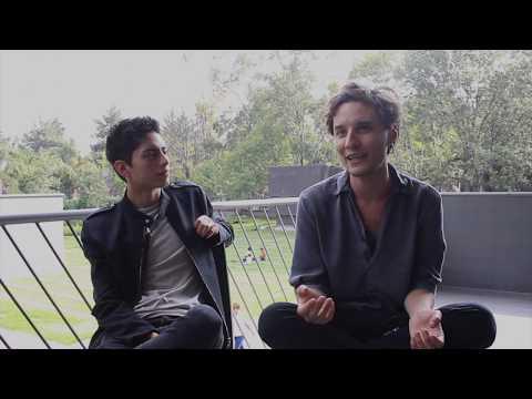 #InvitadosCineteca Entrevista a José Antonio Toledano y Mauro Sánchez actores de Esto no es Berlín