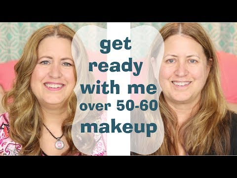 Quick Easy Natural Makeup Tips Over 50