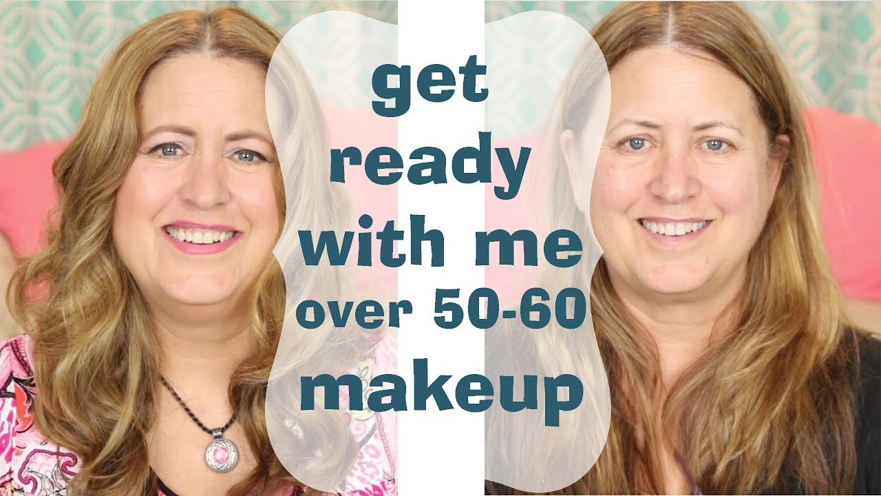 Makeup looks for over 50