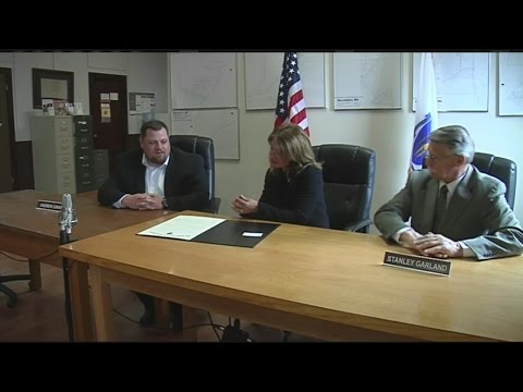 Lt. Governor Polito signed agreements in 4 western Massachusetts towns