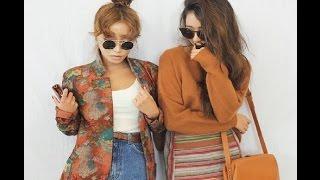 Korean Spring - Summer Fashion 2017
