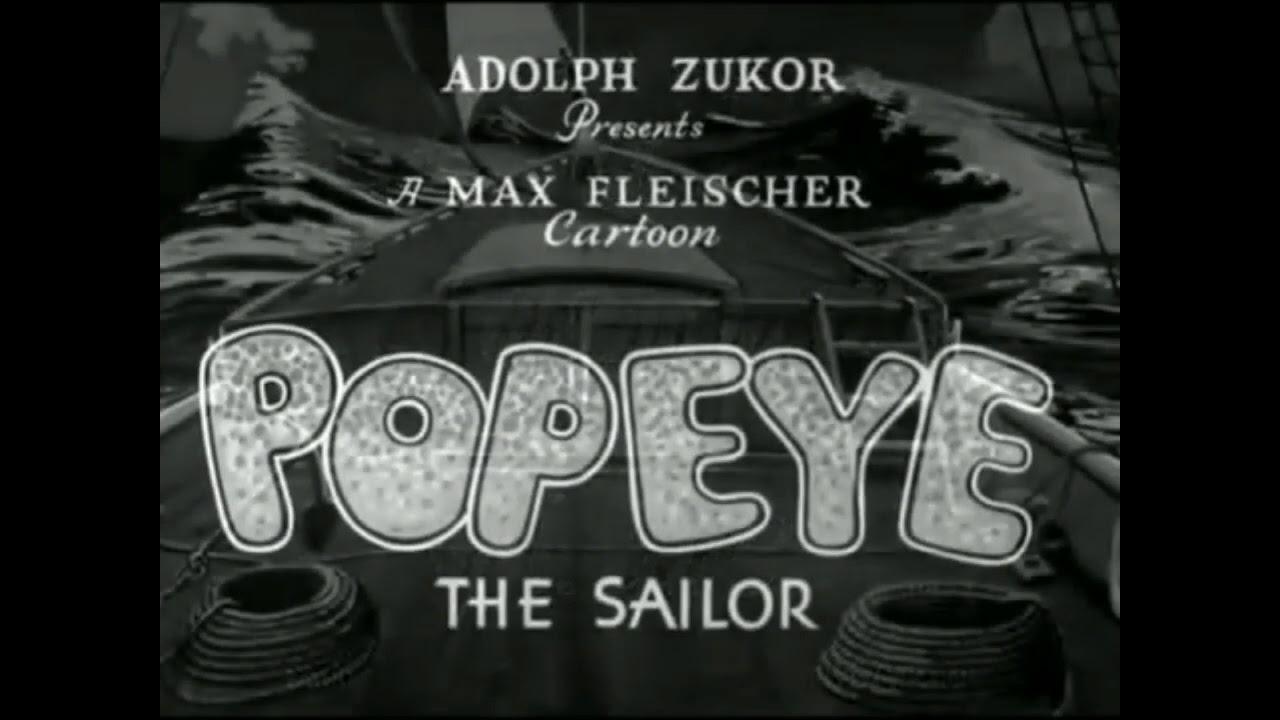 Download Kartun Old Popeye...Lucu..Ngakak